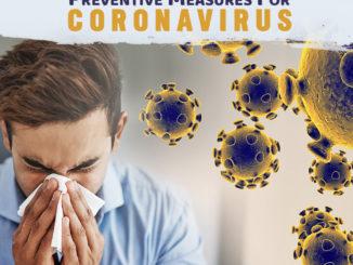 coronacirus prevention