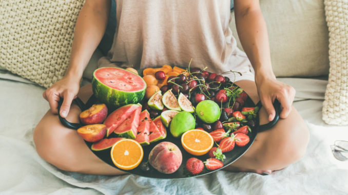 fruits meal