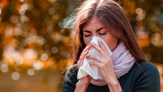 cold allergy