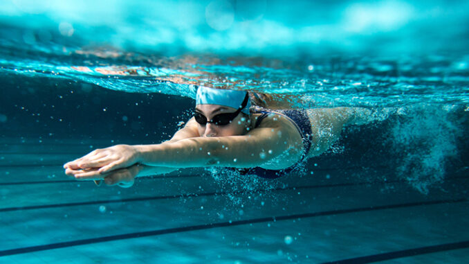 swimming health benefits