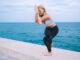 Garudasana yoga