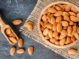 health benefits almonds